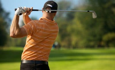 Golf Swing Drills For The Perfect Swing