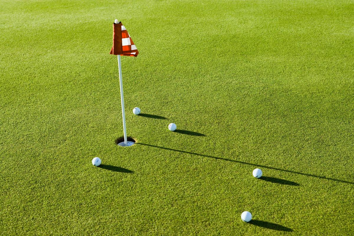 Playing The Miniature Golf - Golf Equipment