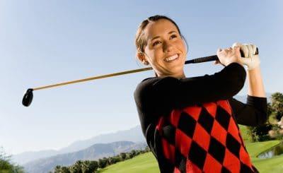 Proper Golf Swing - Secrets To Developing One