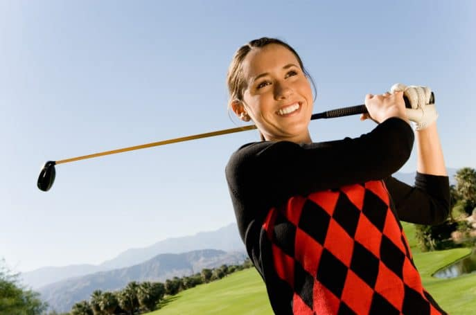 Proper Golf Swing - Secrets To Developing One